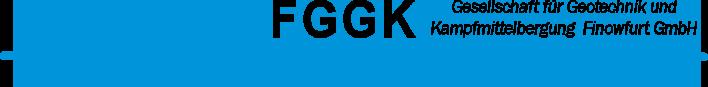 FGGK Kampfmittelbergung GmbH & Co. KG - Logo